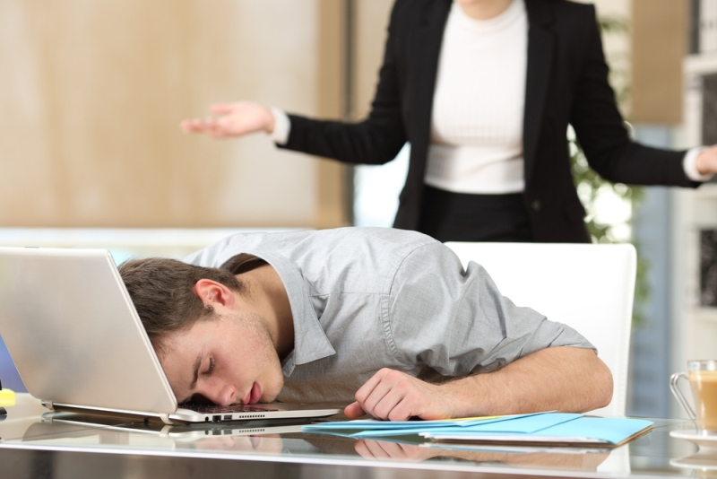 Help your managers with negative attitudes of employee's