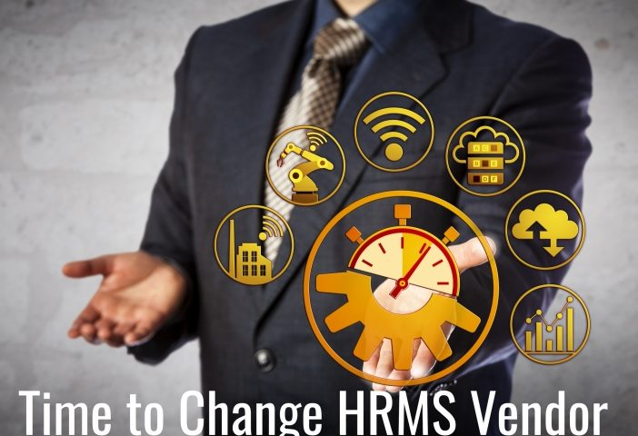 When to Change Your HRMS Vendor